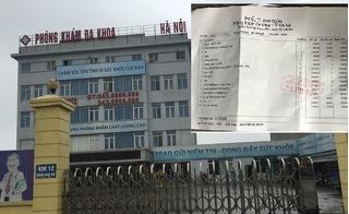 Thai phụ chết não tại Phòng khám Đa khoa 168 Hà Nội đã tử vong