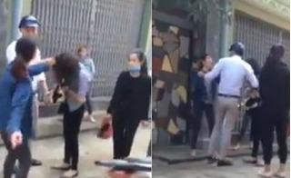 Vợ trẻ vác bụng bầu đi đánh ghen chồng ngoại tình với em gái thân thiết gây xôn xao
