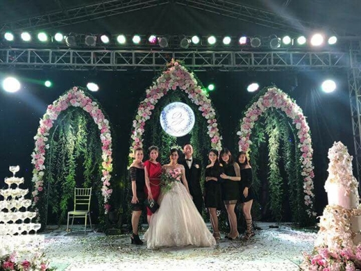 đám cưới khủng ở Hải Phòng8