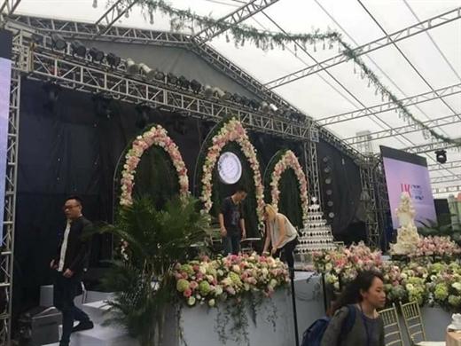 đám cưới khủng ở Hải Phòng2