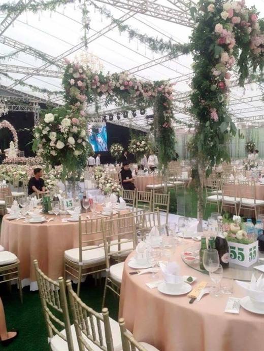 đám cưới khủng ở Hải Phòng3