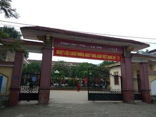 Nghệ An: Đình chỉ giáo viên bị tố chép bài cho thí sinh ở kỳ thi học sinh giỏi