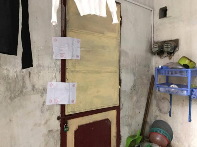 Căn phòng trọ nơi xảy ra vụ án thanh niên giết người tình rồi tự sát ở Hà Nội