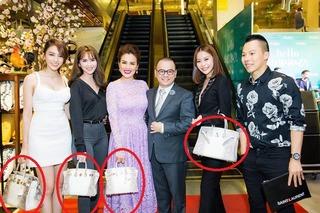 Hermès Birkin trắng sang chảnh nhất thế giới có thực sự làm từ da cá sấu bạch tạng?