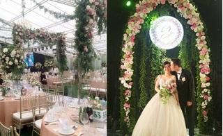 Đám cưới chi bạc tỉ trang trí ở Hải Phòng: Chú rể tiết lộ