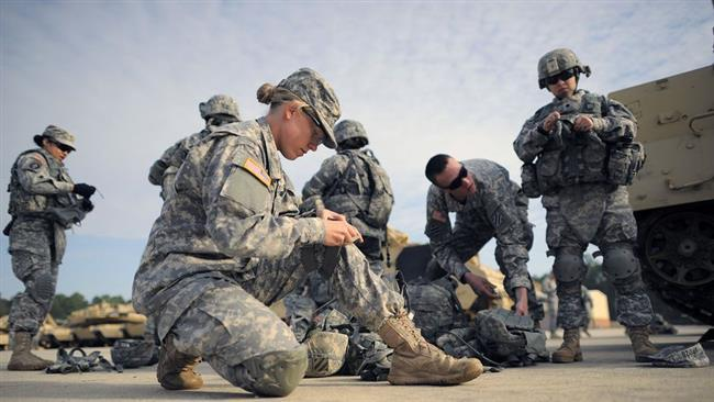 Bê bối ảnh nóng quân đội Mỹ 2
