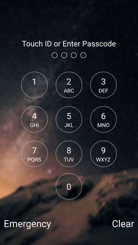 Cách bảo mật điện thoại di động 1