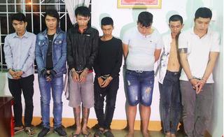 """Hỗn chiến kinh hoàng ở Nha Trang, công an thu cả kho """"hàng nóng"""""""