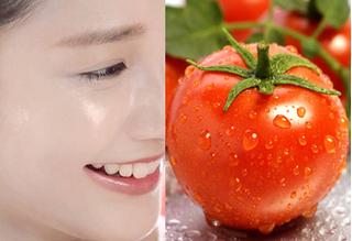 Công thức cà chua giúp da bật trắng sau 2 tuần cực đơn giản