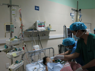 Bé 10 tuổi được tái sinh sau ca phẫu thuật ghép tim từ người chết não hiến tặng