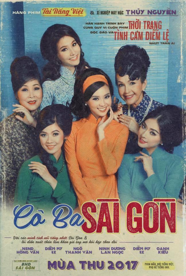 Phim Cô Ba Sài Gòn 2