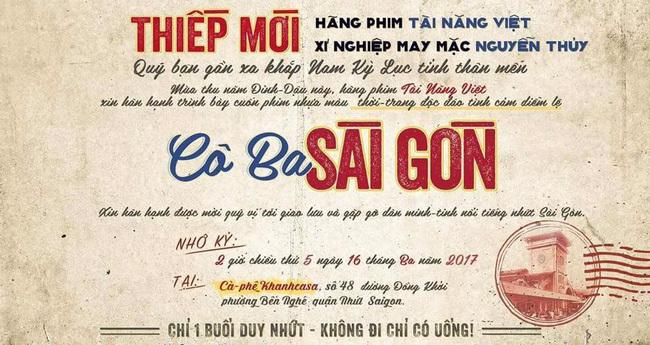 Phim Cô Ba Sài Gòn 4