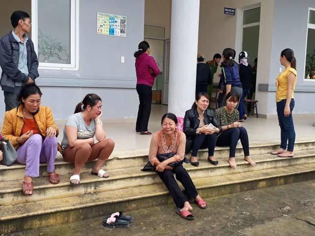 sản phụ tử vong bất thường ở Quảng Trị