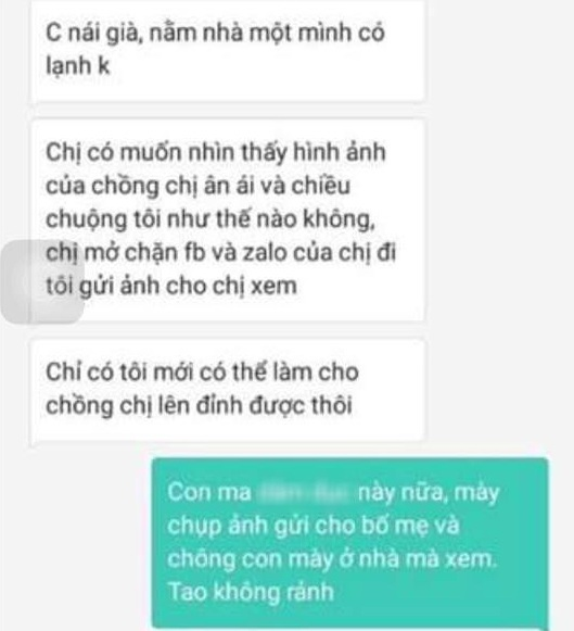 bồ nhắn tin dọa vợ7