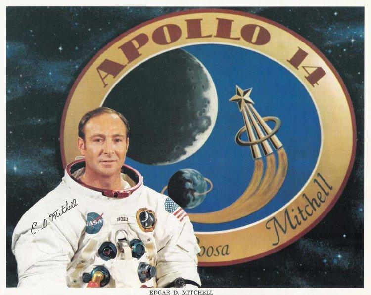 Cựu phi hành gia Edgar Mitchell khẳng định người ngoài hành tinh là có thật