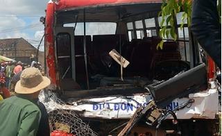 Phụ huynh vụ xe đưa đón học sinh gặp tai nạn: Biết là xe không an toàn nhưng đành chấp nhận