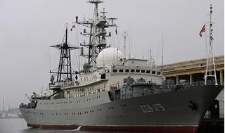Phát hiện tàu do thám Nga gần căn cứ tàu ngầm hạt nhân, Mỹ lo sợ điều gì?