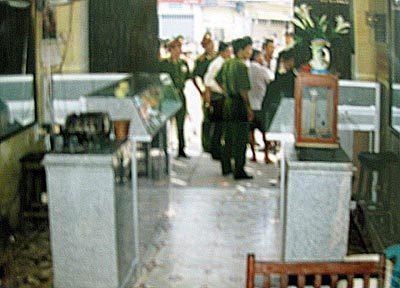Trở lại vụ giết người ở tiệm vàng Kim Sinh: Săn sói 3