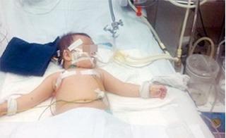 Hậu Giang: Bé trai 19 tháng tuổi tử vong do uống nhầm dầu hỏa