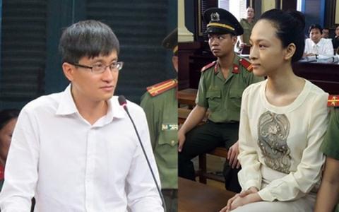 hoa hậu Trương Hồ Phương Nga tại tòa án