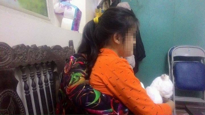 Bé gái 12 tuổi bị xâm hại tình dục 1