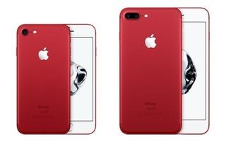 Apple tiết lộ lý do nhân văn đằng sau bộ đôi iPhone 7/7 Plus đỏ rực rỡ