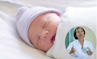 Trẻ sơ sinh đội mũ khi ngủ làm tăng nhiệt độ não, ảnh hưởng hệ thần kinh: Chuyên gia y tế nói gì?