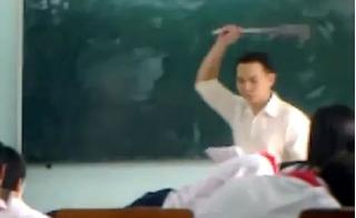 Cà Mau: Nam sinh bị đánh vì chào thầy giáo dạy Toán bằng... tiếng Anh