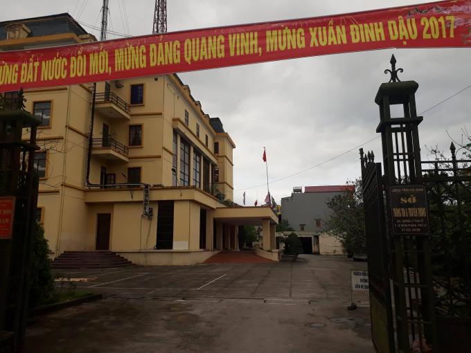 Sở Văn hóa thông tin và Truyền thông Hà Nam