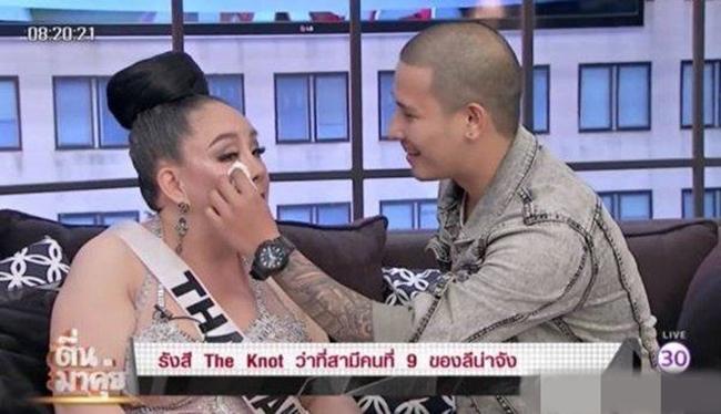 chồng nữ đại gia Leena Jungjanya 11