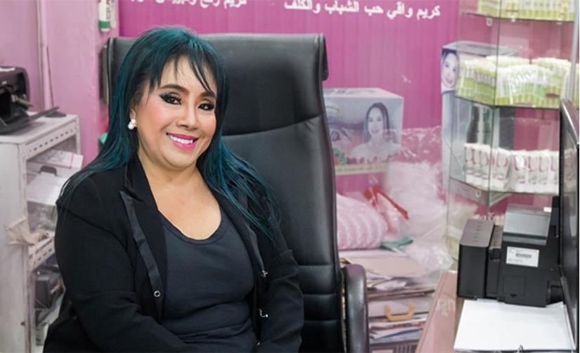 Vợ chồng nữ đại gia Thái Lan Leena Jungjanya 4