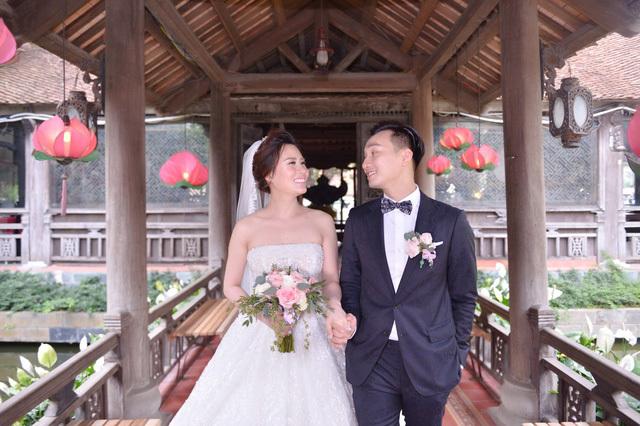 Đám cưới Thành Trung lấy vợ hai 9