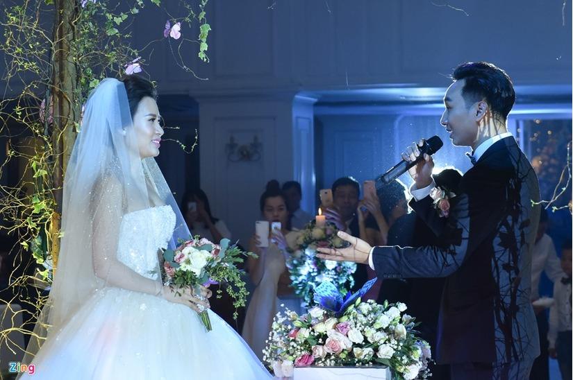 Đám cưới Thành Trung lấy vợ hai 16