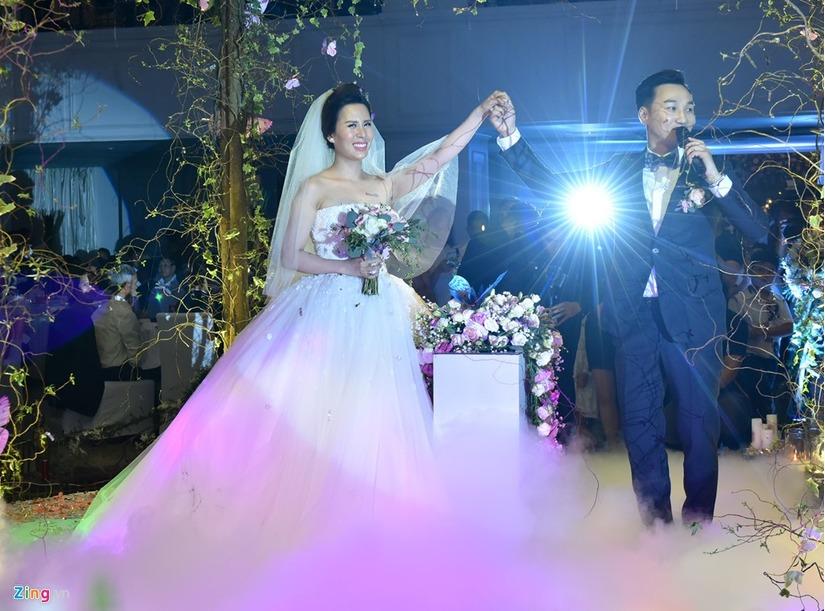 Đám cưới Thành Trung lấy vợ hai 17