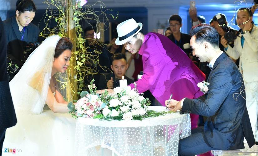 Đám cưới Thành Trung lấy vợ hai 19