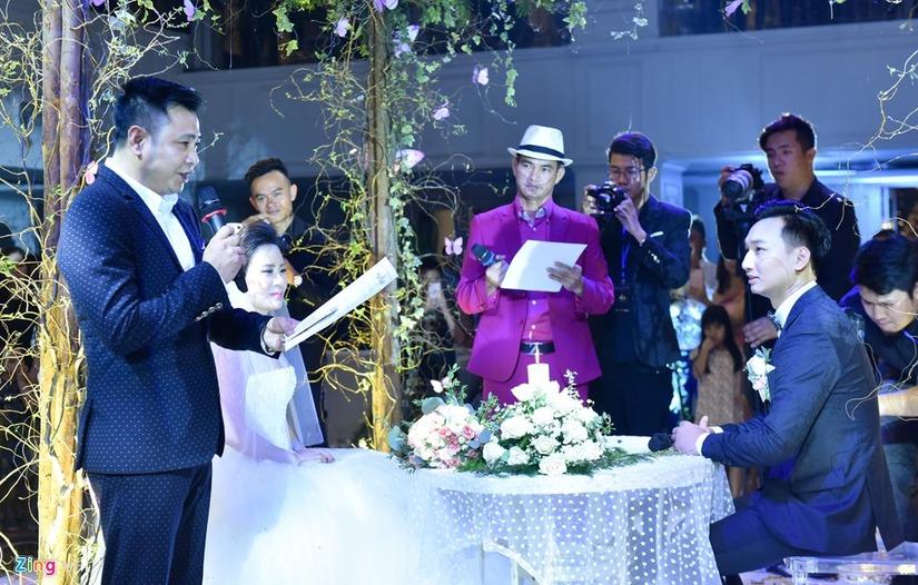 Đám cưới Thành Trung lấy vợ hai 18