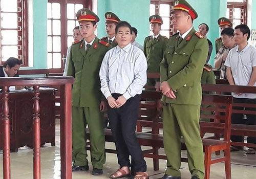Tàng Keangnam tại phiên tòa phúc thẩm