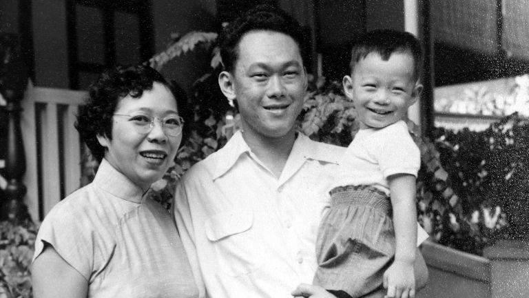 Thủ tướng Singapore Lý Hiển Long 1