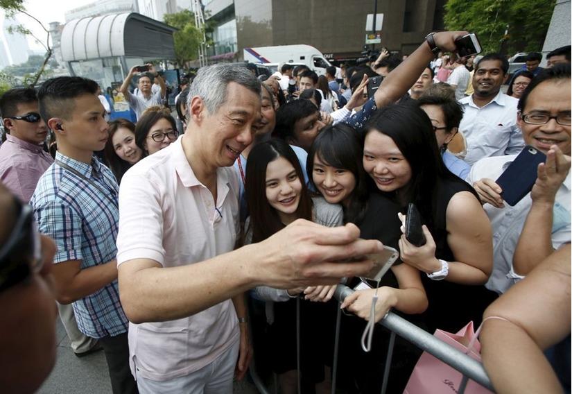 Thủ tướng Singapore Lý Hiển Long 3