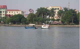 Hải Dương: Vận động viên đua thuyền tử vong do thuyền lật