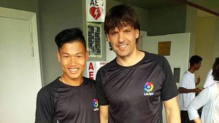 Đông Triều đá cặp cùng cựu sao Real Madrid, Thái Lan thua thảm trước Ả Rập Xê-út