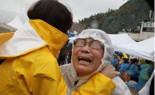Đã 3 năm, những thước hình về vụ lật phà Sewol vẫn ám ảnh cả thế giới