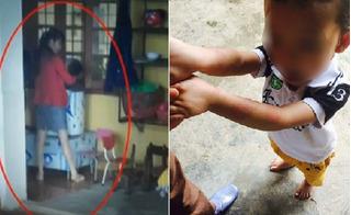 Các cô giáo lên tiếng về việc dọa cắm điện, bế ngược học sinh thả vào máy vặt lông gà