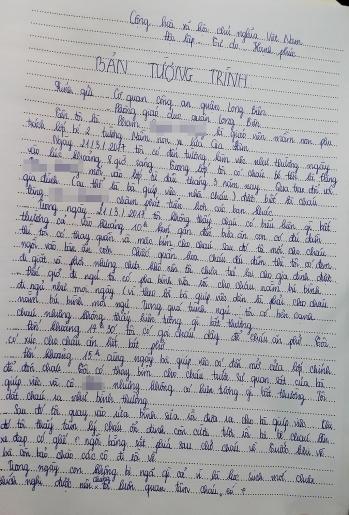 Bé gái bị nghi xâm hại ở Hà Nội 3