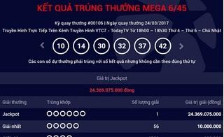 Lần thứ 2 Đồng Nai có người trúng 24 tỷ đồng Vietlott: Lộ diện điểm phát hành vé độc đắc
