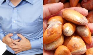 Trị dứt điểm bệnh dạ dày sau 3 tuần bằng hạt sầu riêng cực đơn giản không tốn một xu