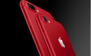 """iPhone 7 màu đỏ đội giá ở Việt Nam, """"gây bão"""" tại Trung Quốc"""