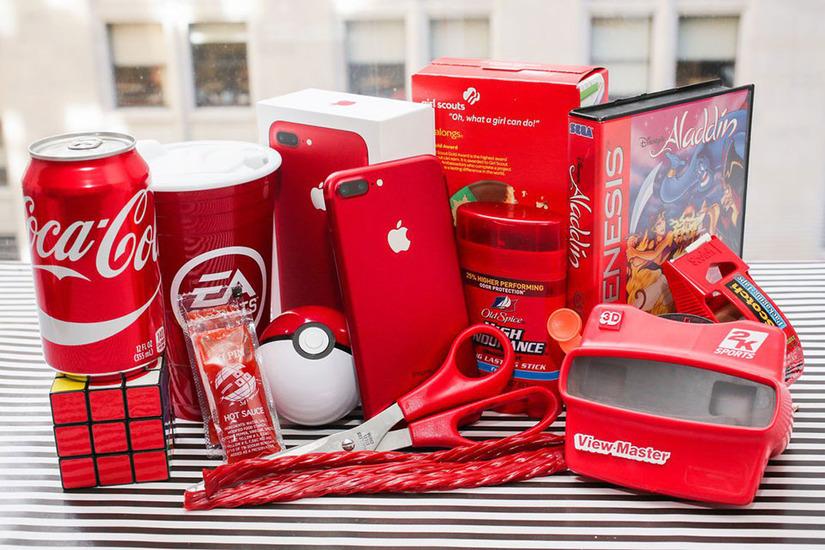 iPhone 7 đỏ và iPhone 7 Plus đỏ 4