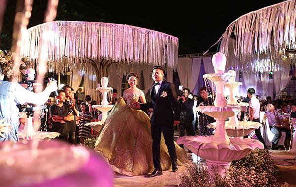 đám cưới đại gia 9x4
