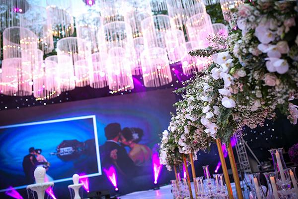 đám cưới đại gia 9x16